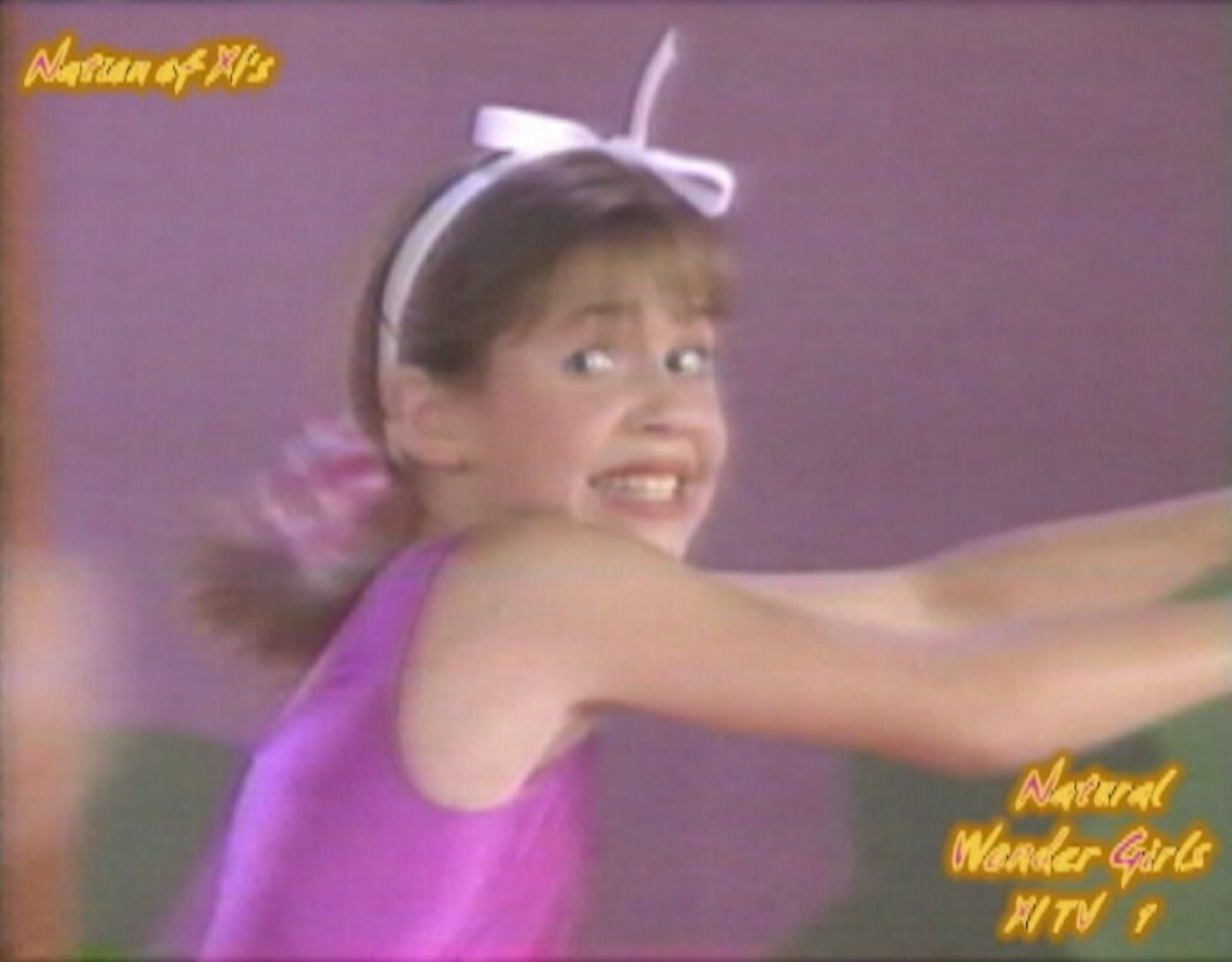 "Natural Wonder Girls! Dance Workout! ""Barbie Gets Nine Inch Nailed!"" - Jennifer Fenton!"