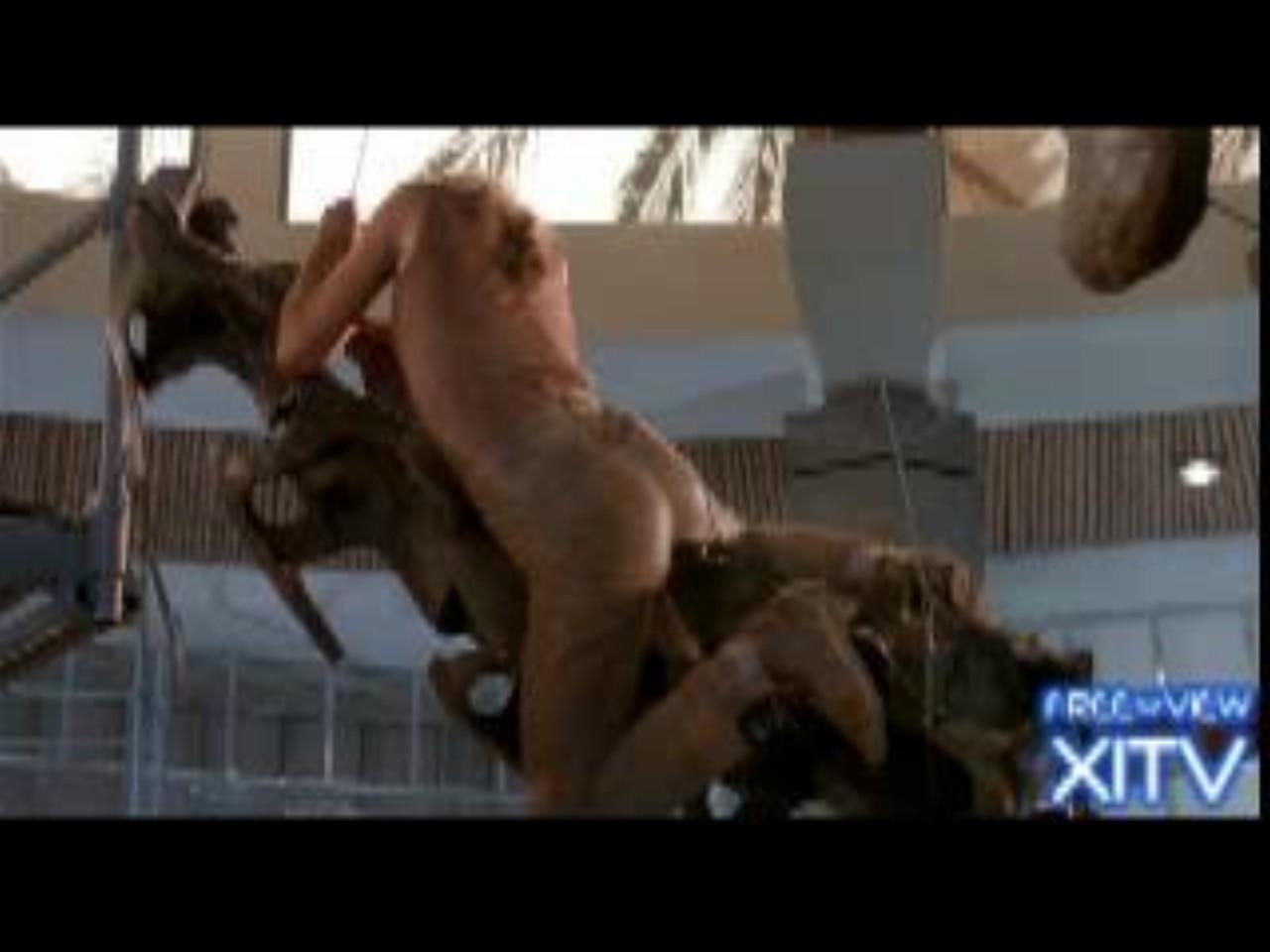 Sherry jackson nude scene