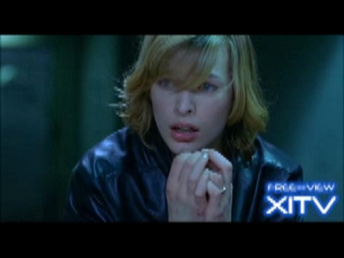 XITV FREE <> VIEW™  &quot;RESIDENT EVIL&quot; Starring Milla Jovovich, Heike Makatsch, and Michelle Rodriguez!  XITV Is Must See TV!