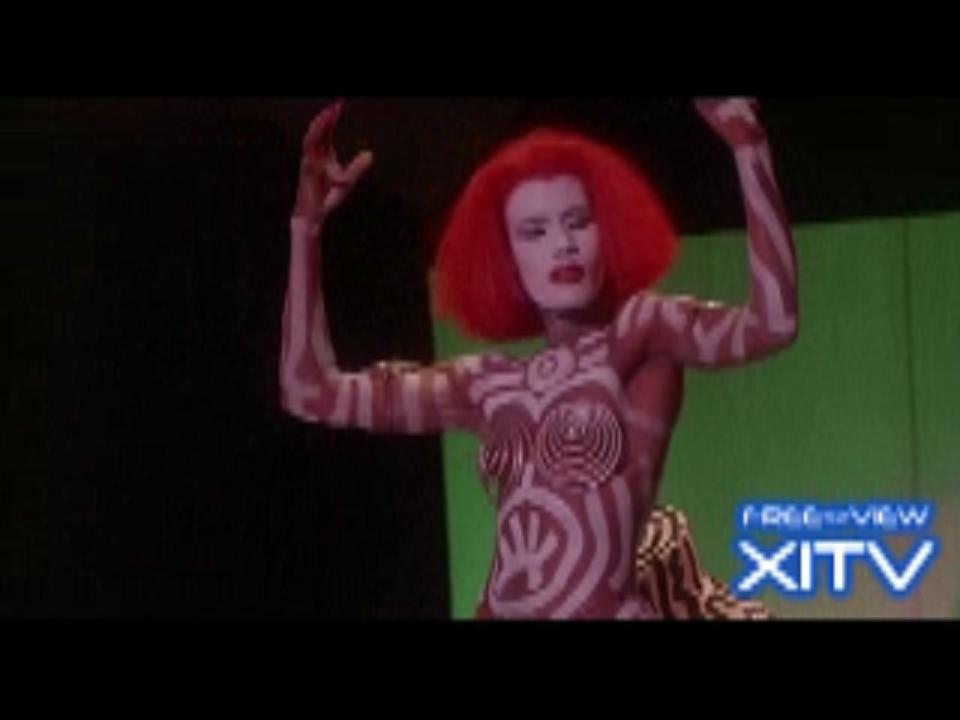 XITV FREE <> VIEW &quot;Vamp!&quot; Starring Grace Jones! XITV Is Must See TV!